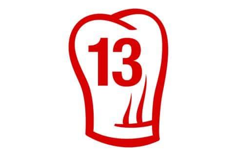 Gault&Millau 13 Punkte Logo